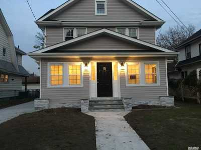 Lynbrook Single Family Home For Sale: 70 Denton Ave