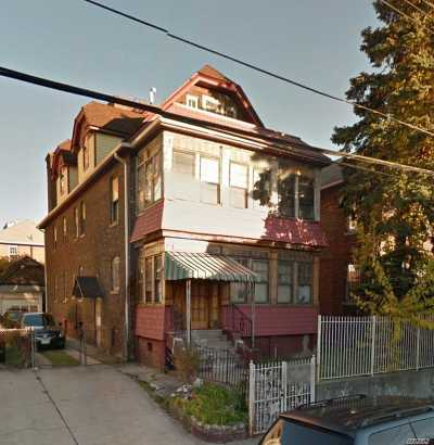 Elmhurst Residential Lots & Land For Sale: 40-41/45 74th St