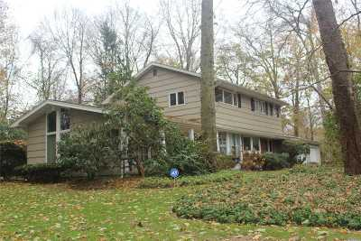 Huntington Single Family Home For Sale: 57 Briarfield Ln