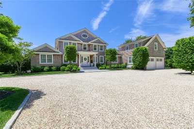 Westhampton Bch Single Family Home For Sale: 257 Mill Rd