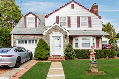 Hempstead Single Family Home For Sale: 235 Elmwood Ave