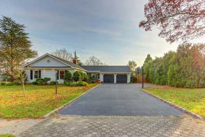 Sayville Single Family Home For Sale: 20 Greenbrier Ln