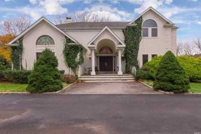 Nissequogue Single Family Home For Sale: 670 Horse Race Lane