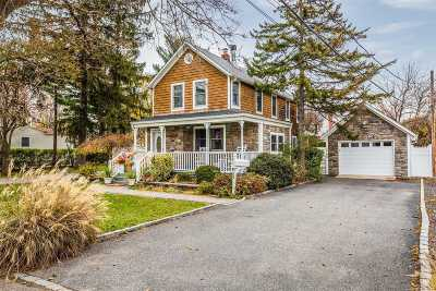 E. Northport Single Family Home For Sale: 528 5th St