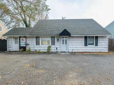 Bethpage Single Family Home For Sale: 316 Hicksville Rd