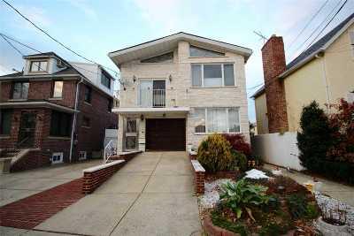 Whitestone Multi Family Home For Sale: 150-15 25 Ave