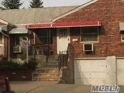 Floral Park Single Family Home For Sale: 84-07 262 St
