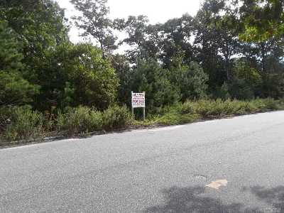 Yaphank Single Family Home For Sale: N/C Grand Ave