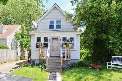 Rockville Centre Single Family Home For Sale: 23 Howard St