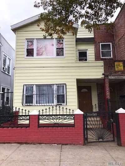 Corona Multi Family Home For Sale: 98-38 Corona Ave