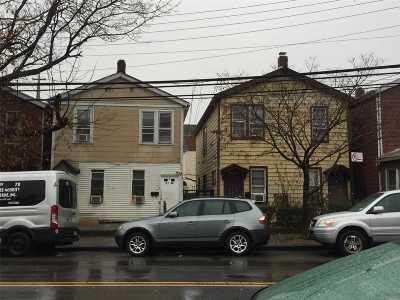 Corona Multi Family Home For Sale: 43-20 Junction Blvd