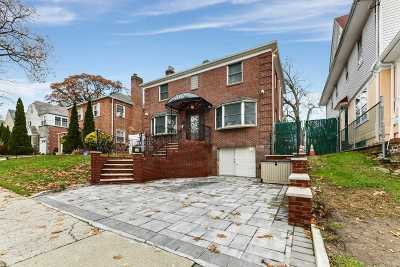 Jamaica Estates Single Family Home For Sale: 87-67 Chevy Chase