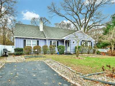 E. Northport Single Family Home For Sale: 122 Bellecrest Ave