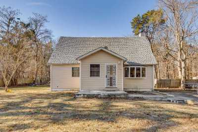 Coram Single Family Home For Sale: 108 Homestead Dr