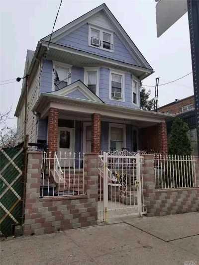 Elmhurst Multi Family Home For Sale: 50-09 90th St