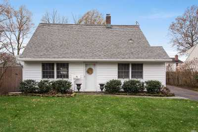 Levittown Single Family Home For Sale: 46 Lilac Ln
