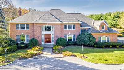 Muttontown Single Family Home For Sale: 6 Summerwind Dr