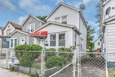 Jamaica Single Family Home For Sale: 111-32 147th St