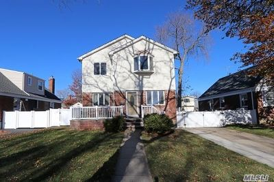 New Hyde Park Single Family Home For Sale: 126 Wilton St