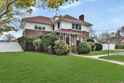 Baldwin NY Multi Family Home For Sale: $599,999