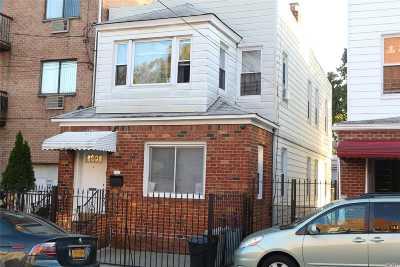Corona Multi Family Home For Sale: 57-28 Van Doren St