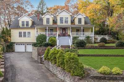 Wading River Single Family Home For Sale: 87 Overhill Rd