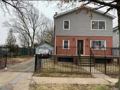 Franklin Square Single Family Home For Sale: 244 Goldenrod Ave