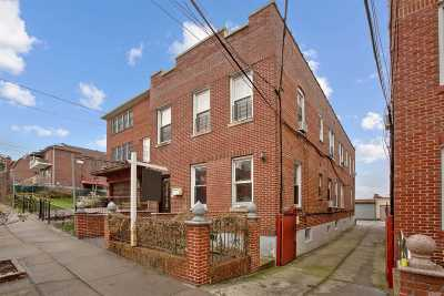 Woodside Multi Family Home For Sale: 69-46 44th Ave