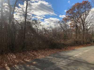 Medford Residential Lots & Land For Sale: Rose Ln