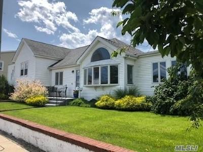 Long Beach NY Single Family Home For Sale: $687,000