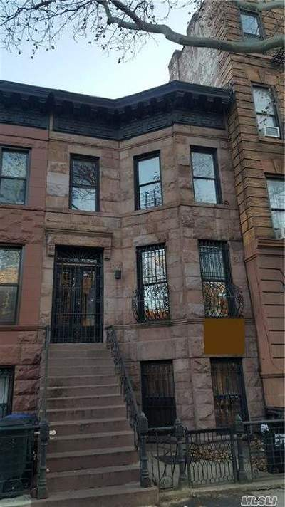 Brooklyn Multi Family Home For Sale: 570 Decatur St
