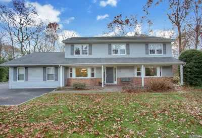 Dix Hills Single Family Home For Sale: 2 Heller Ct