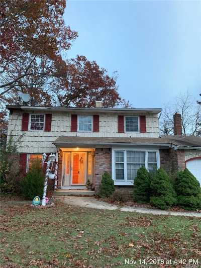 Farmingville Single Family Home For Sale: 33 Mount Rainier Ave