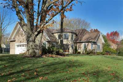 Dix Hills Single Family Home For Sale: 1 Rustic Gate Ln