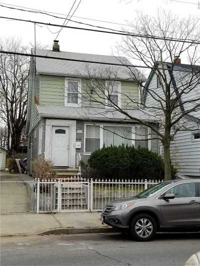 Jamaica Multi Family Home For Sale: 111-67 147th St