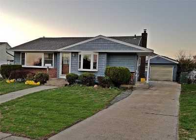 Hicksville Single Family Home For Sale: 11 Lehigh Ln