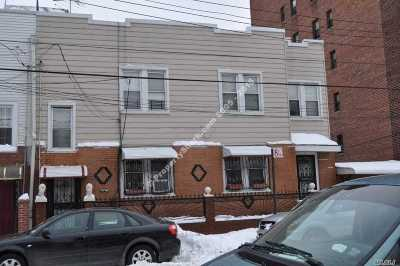 Jamaica Multi Family Home For Sale: 170-22 88th Ave