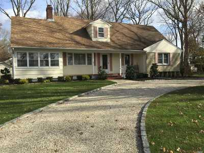 Mattituck Single Family Home For Sale: 1030 Westview Dr