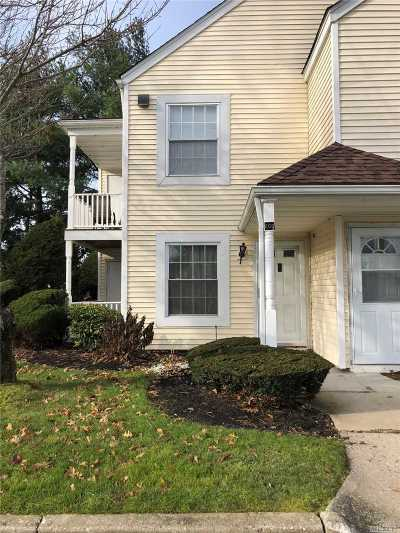 Middle Island Condo/Townhouse For Sale: 209 Fairview Cir