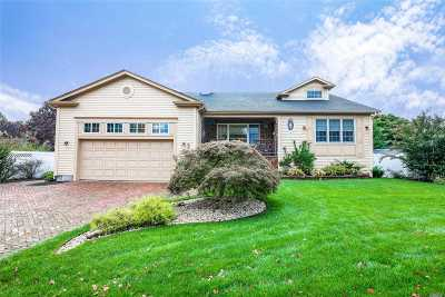 Massapequa Single Family Home For Sale: 150 Sunset Rd