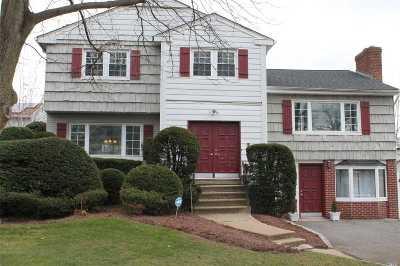 Merrick Single Family Home For Sale: 2469 Merrick Ave