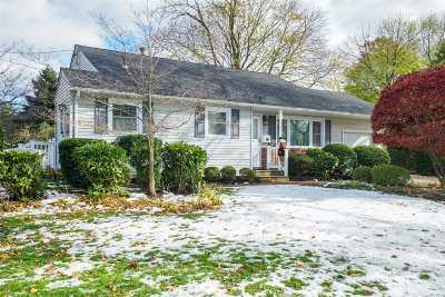 E. Northport Single Family Home For Sale: 4 Diane Ct