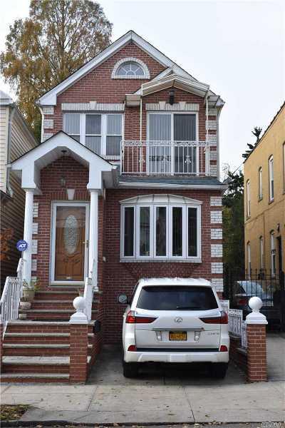 Elmhurst Single Family Home For Sale: 42-46 78th St