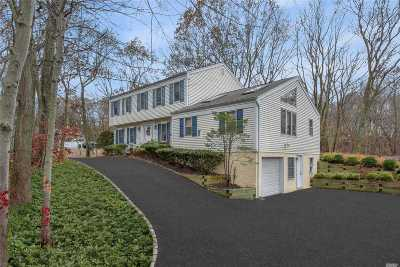 Setauket Single Family Home For Sale: 536 Pond Path