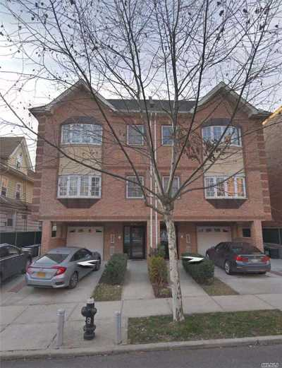 Flushing Condo/Townhouse For Sale: 36-22 170th St #2