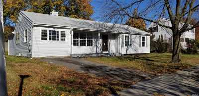 Central Islip  Single Family Home For Sale: 45 Smith St