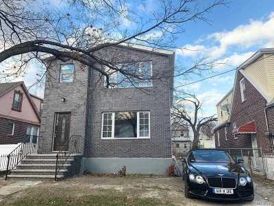 Jamaica Multi Family Home For Sale: 169-49 144th Rd