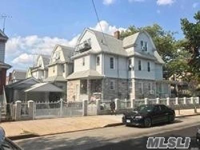Elmhurst Multi Family Home For Sale: 48-36 91 Pl
