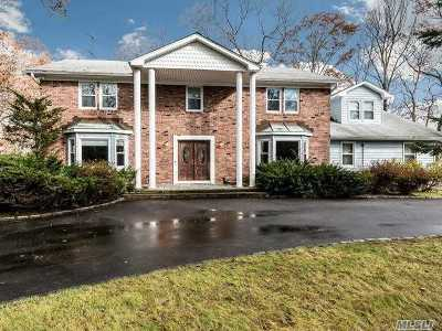Muttontown Single Family Home For Sale: 150 Stirrup Ln
