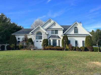 Dix Hills Single Family Home For Sale: 9 Sugar Maple Ct